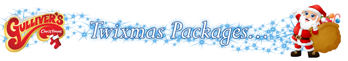 Twixmas Pantomime Packages