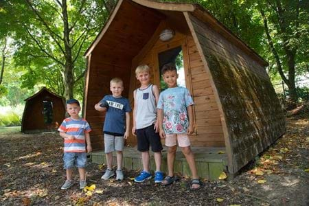Gullivers Meadow Campsite, Milton Keynes