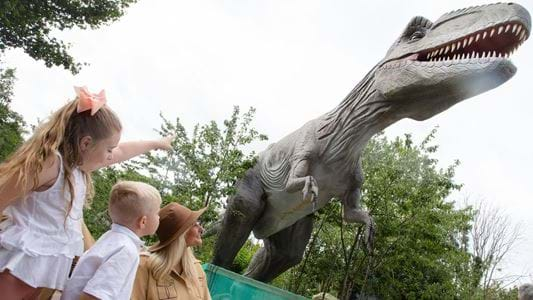 Just for Schools, Dino Discovery Days at Gullivers