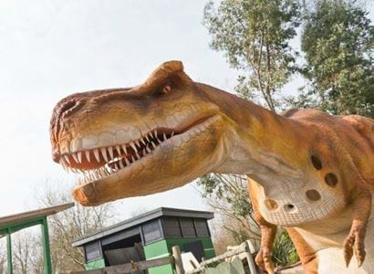 Gullivers Dinosaur and Farm Park Milton Keynes