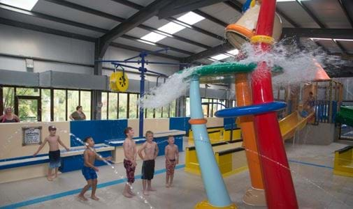 Milton Keynes, Indoor Water Park, Splash Zone Attraction