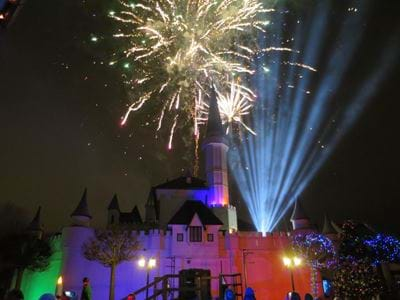 New Year's Eve Celebrations At Gulliver's Theme Parks