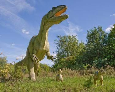 Dinosaurs, Dinosaur and Farm Park, Animatronics