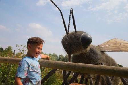 Animatronic Insects, Milton Keynes, Gulliver's Dinosaur and Farm Park