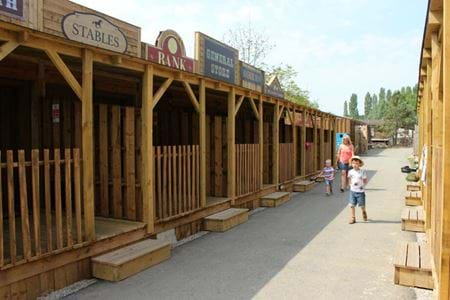 Adventurers Village at Gullivers Land, Milton Keynes